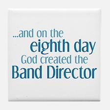 Band Director Creation Tile Coaster