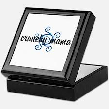 Crunchy mama Keepsake Box