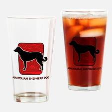 Anatolian Shepherd Dog Drinking Glass