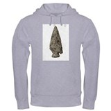 Elko corner notched Hooded Sweatshirt