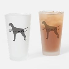 Pointer Drinking Glass