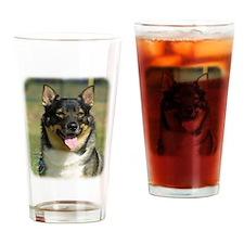 Swedish Vallhund 9K003D-10 Drinking Glass