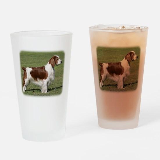 Welsh Springer Spaniel 9Y394D Drinking Glass