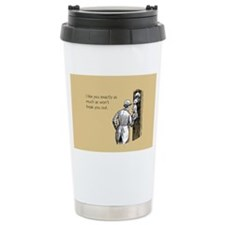 I Like You Stainless Steel Travel Mug