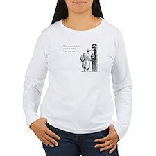 I Like You Women's Long Sleeve T-Shirt