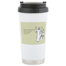 Hot & Sticky Birthday Stainless Steel Travel Mug