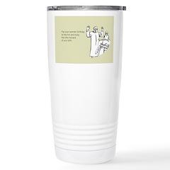 Hot & Sticky Birthday Travel Mug