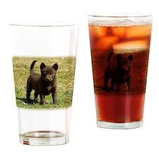 Australian Kelpie 9P022D-025 Drinking Glass