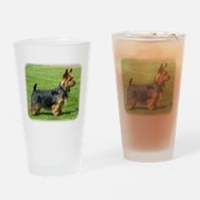 Australian Terrier 9R044D-62 Drinking Glass