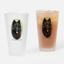 Belgian Shepherd (Groenendael Drinking Glass