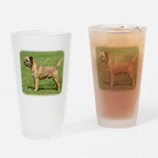 Border Terrier 9Y046D-035 Drinking Glass