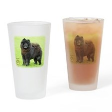 Chow Chow 9B008D-25 Drinking Glass