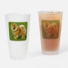 Chow Chow 9B008D-17 Drinking Glass
