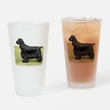 Cocker Spaniel 9P014D-013 Drinking Glass