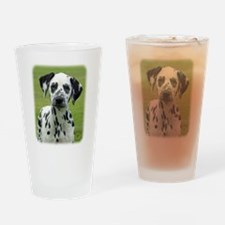 Dalmatian 9W008D-021 Drinking Glass