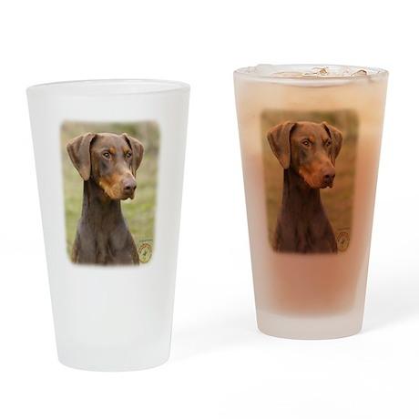 Dobermann 9K060D-19 Drinking Glass