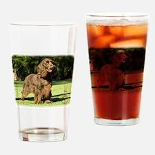Field Spaniel 9P018D-046 Drinking Glass