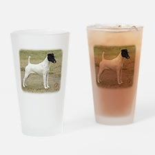 Fox Terrier 9P011D-093 Drinking Glass