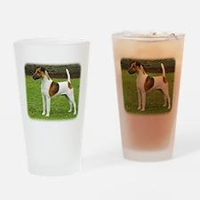 Fox Terrier 9T072D-126 Drinking Glass