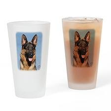German Shepherd Dog 9Y554D-15 Drinking Glass