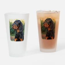 Gordon Setter 9Y109D-021 Drinking Glass