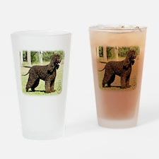Irish Water Spaniel 9R032D-23 Drinking Glass