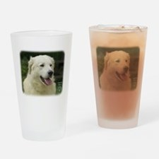 Kuvasz 8W02-17 Drinking Glass
