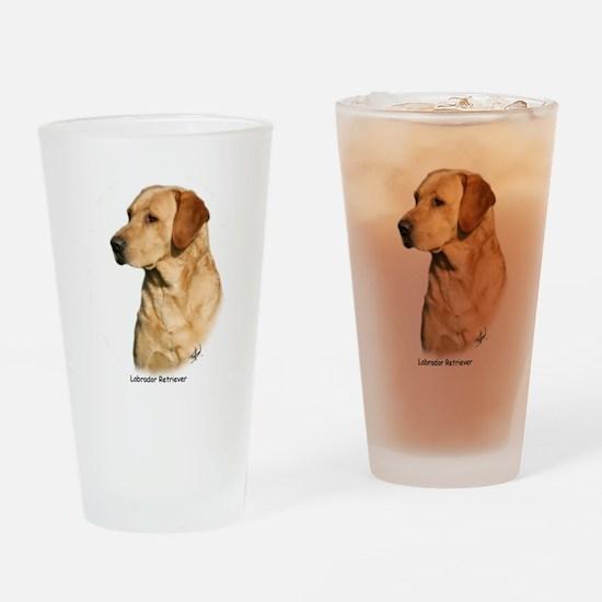 Labrador Retriever 9Y297D-038 Drinking Glass