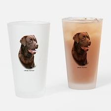 Labrador Retriever 9Y243D-004 Drinking Glass