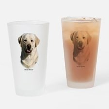 Labrador Retriever 9Y383D-267 Drinking Glass
