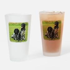 Large Munsterlander 9W020D-13 Drinking Glass