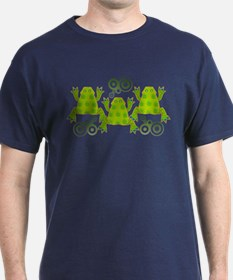 Funky Frogs T-Shirt