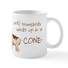 Dog Cone Mug