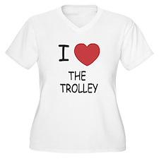I heart the trolley T-Shirt