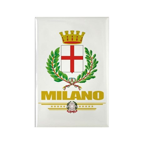 Milano COA Rectangle Magnet
