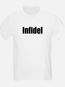 INFIDEL Kids T-Shirt