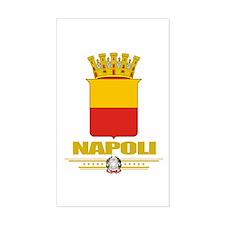 Napoli COA Decal