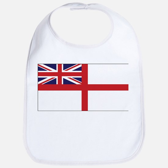 United Kingdom Naval Ensign Bib