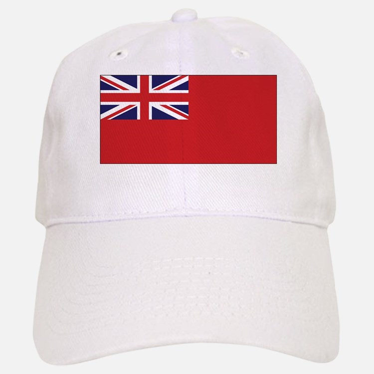 United Kingdom Civil Ensign Baseball Baseball Cap