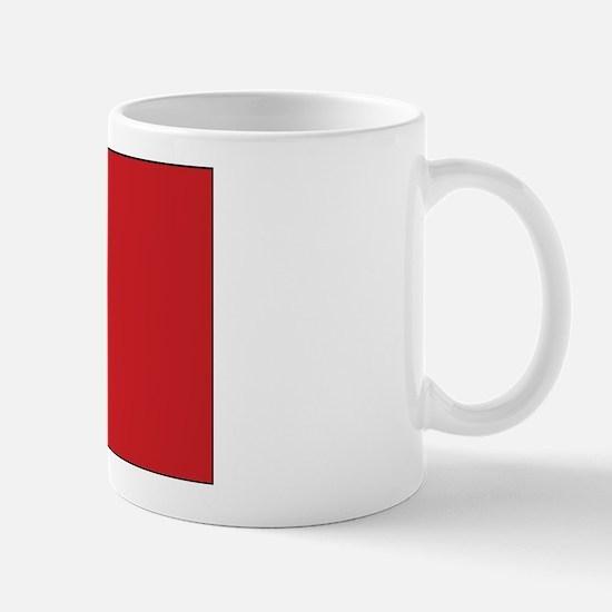 United Kingdom Civil Ensign Mug