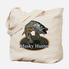 Musky, 6 Tote Bag