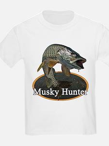 Musky, 6 T-Shirt