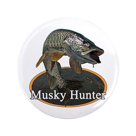 "Musky, 6 3.5"" Button"