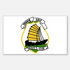 Tonkin Gulf Yacht Club Decal