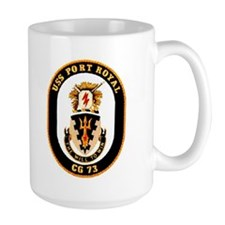 USS Port Royal CG 73 Mug