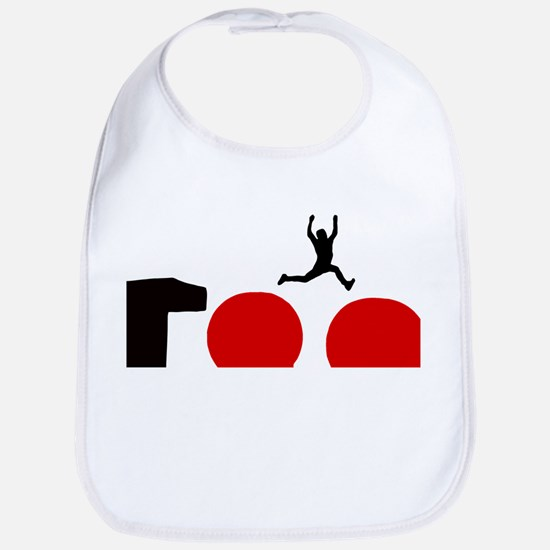 Big Red Balls Jump Bib