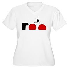 Big Red Balls Jump T-Shirt