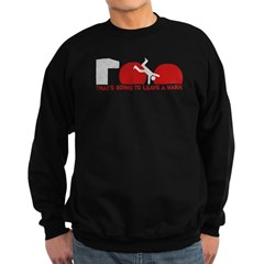 Wipeout - That's going to lea Sweatshirt