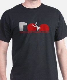 Wipeout - That's going to lea T-Shirt