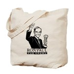 Ron Paul Pub Crawl Tote Bag
